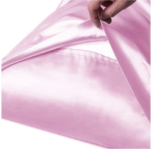 Load image into Gallery viewer, Satin Pillowcases- Set Of 2- For Healthy Skin & Hair