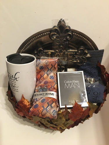 Men's Appreciation Basket