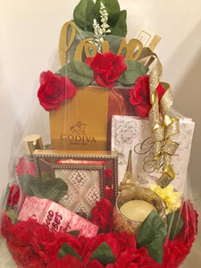 Valentine's Day Basket!