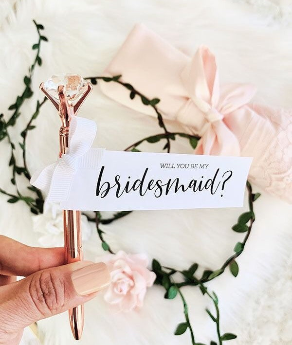 Bridesmaid Proposal Pen