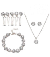 Load image into Gallery viewer, Bridesmaid Jewelry Set