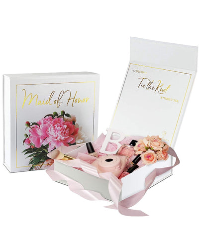 Maid / Matron Of Honor Proposal Gift Box
