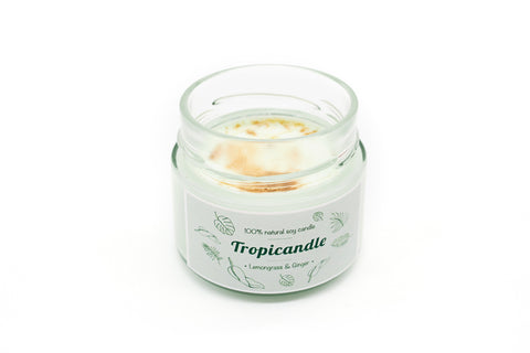 Tropicandle - LEMONGRASS & GINGER