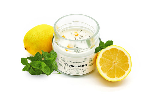 tropikalia-cosmetics.myshopify.com - Tropicandle - LEMON & MINT