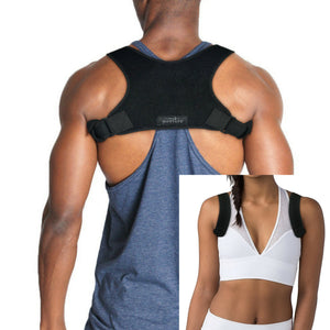 posture corrector for men and women comfortable discreet