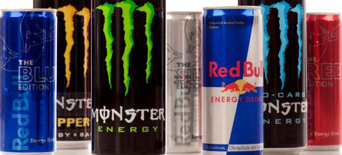 Energy and Health Drinks
