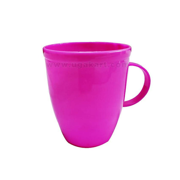 Reusable Plastic Cup - Pink