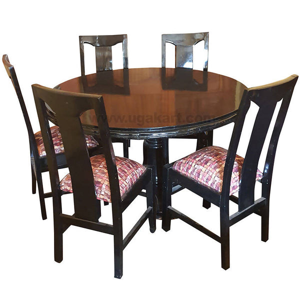 Round Five Seater Dinning Table