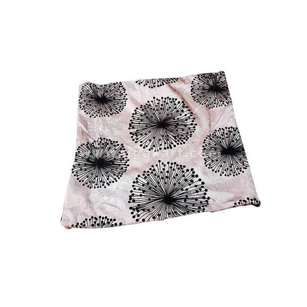 Peacock Black And Gray Pillowcase
