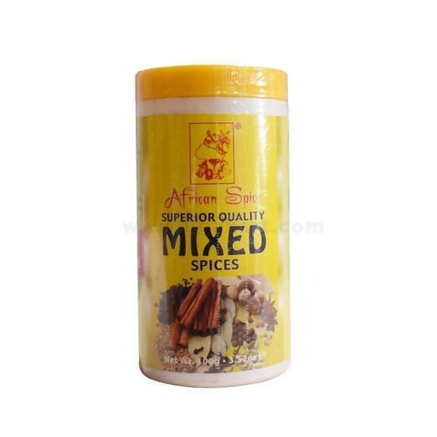 African Spices Mixed Spices 100gm