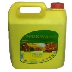MUKWANO VEGETABLE COOKING OIL 5L