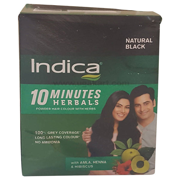 Indica Hair Color With Herbs Powder,40g