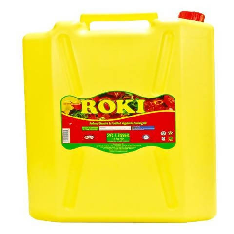 Roki Vegetable Cooking Oil-20liters