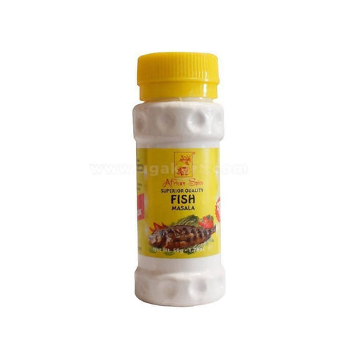 African Spices Fish Masala 50gm