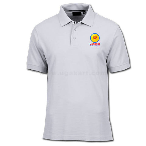 Personalized Polo T-shirt with Logo or Text