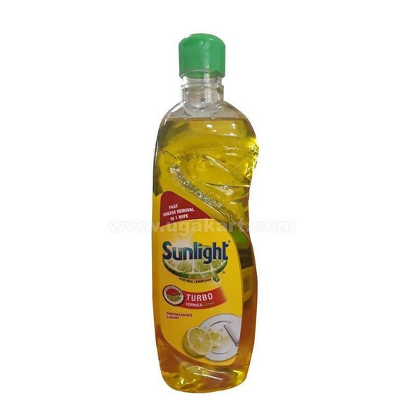 Sunlight Dishwash Liquid Lemon 400ml