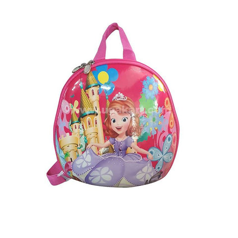 Pink Barbie Kids Bag
