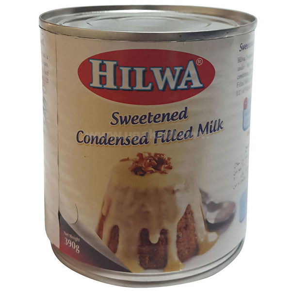 Hilwa Sweetened Condensed Filled Milk -390g
