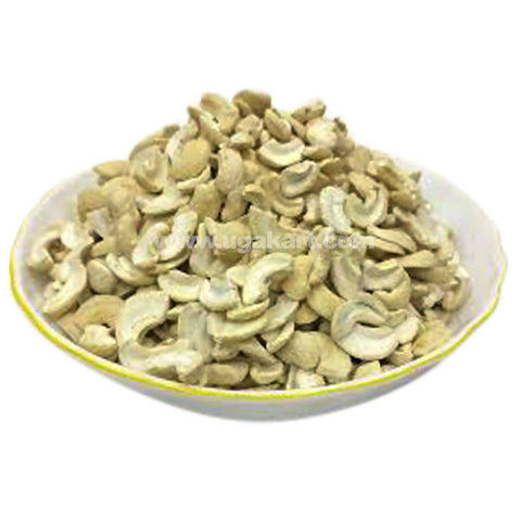 Cashew Nuts Broken Loose Packing 1kg