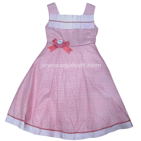 Multicolor Girls Dress (3-8yrs)