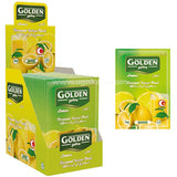 GOLDEN JUICE POWDER DRINK 10 GR Lemon ( 1 Outer * 24pc)
