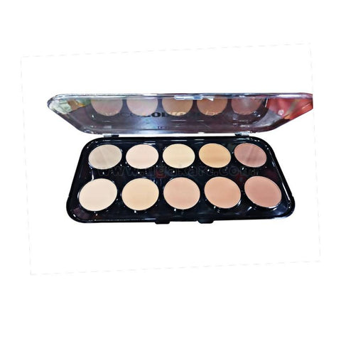 Ladies Makeup Kit - FACE CONTOUR PALETTE