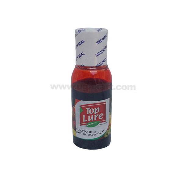 Top Lure Tomato Red Liquid Food Colour_50ml