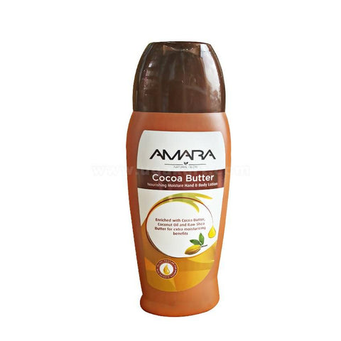 Amara Cocoa Butter Nourishing Moisture Hand And Body Lotion 200ml