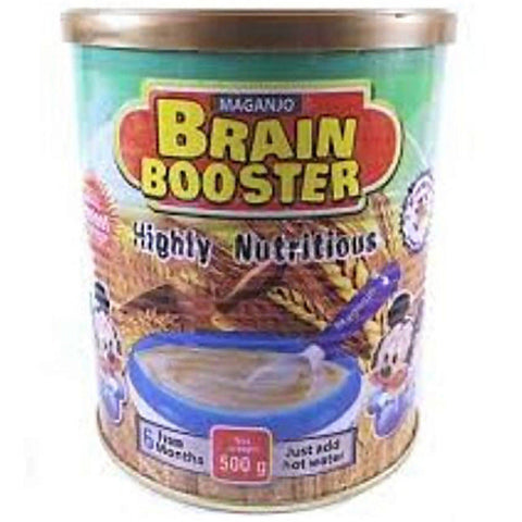 Maganjo Brain Booster Highly Nutrious- 500g