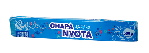 CHAPA Nyota LB Soap 600g - Blue(wrapped)