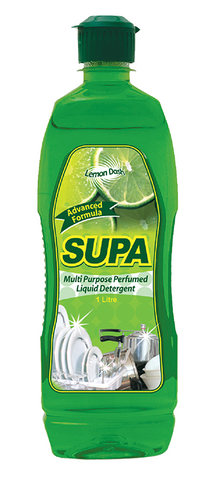 Supa Lemon Dash Pet -1Ltr