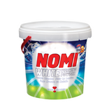 NOMI Detergent Powder Bucket - 1000gm - IML(White)
