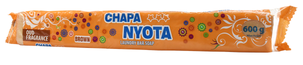 CHAPA Nyota LB Soap 600g - Brown