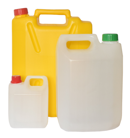 EMPTY JERRY CAN - 20 LTRS - YELLOW 2