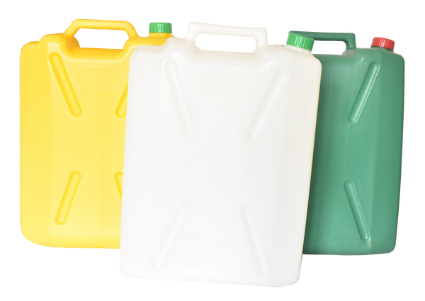 Green Jerry Can 20l - Unprinted