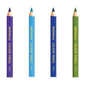 Nataraj Colour Pencil short