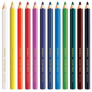 Nataraj Colour Pencil long