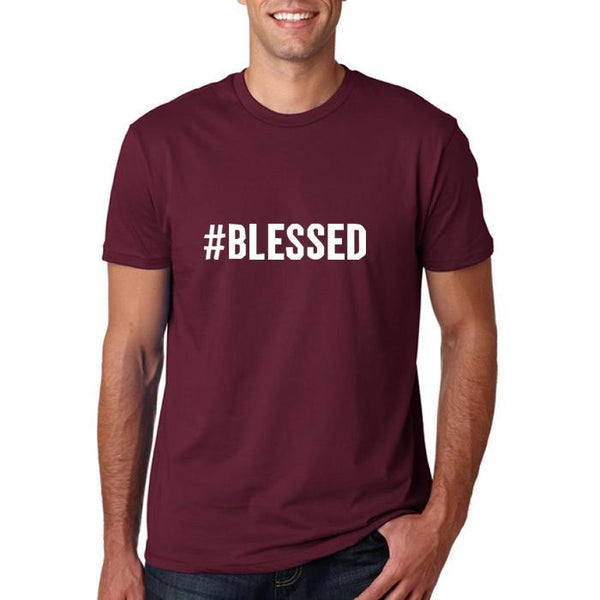 Blessed Men's T-Shirt - Auburn