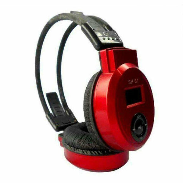 SH-S1FM AND MEMORY CARD HEADPHONES