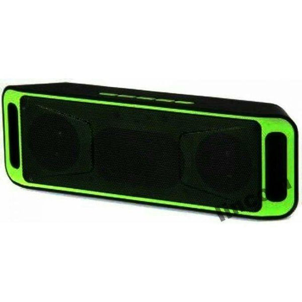 BLUETOOTH MUSIC SPEAKER WITH FM RADIO MEMORY CARD AND USB POT