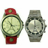 BUNDLE OF PARIS DESIGNE WATCHES - MULTI-COLOR