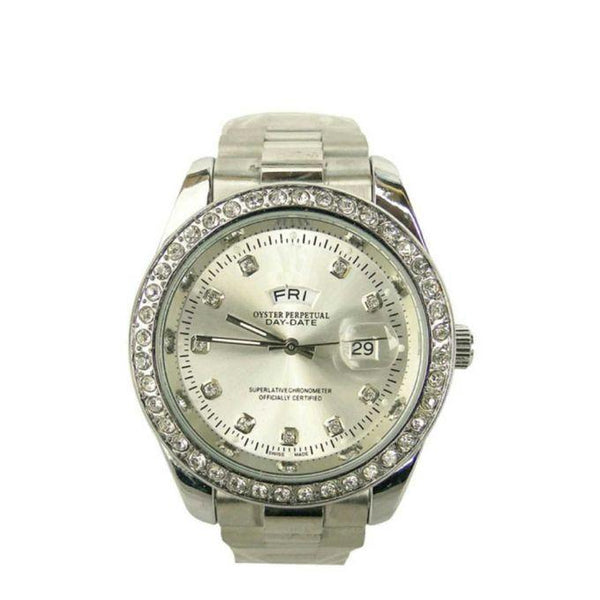 ICE DESIGNED UNISEX WATCH - SILVER