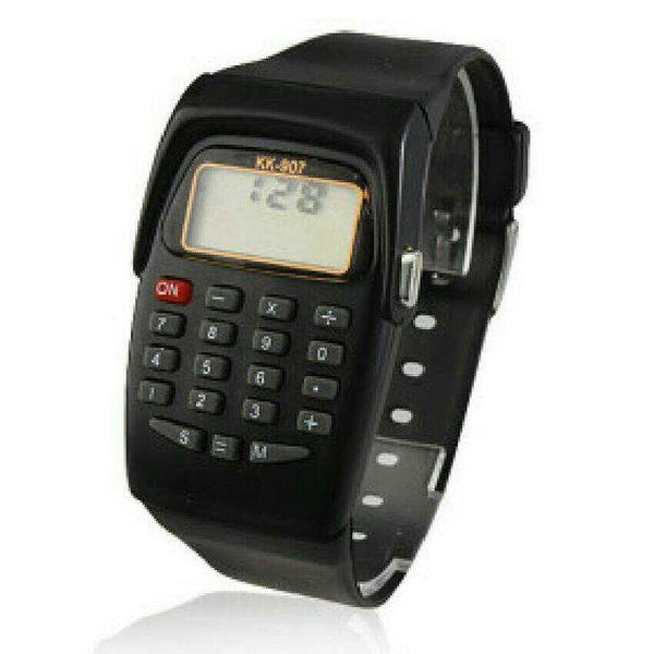 KIDS CALCULATOR WATCH