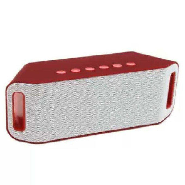 BLUETOOTH RECHARGEABLE MUSIC SPEAKER