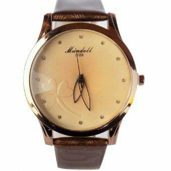MUNDELL WOMEN'S WATCH - BROWN