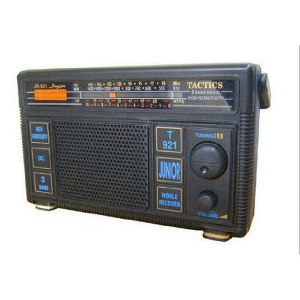 Portable FM Radio - Black1