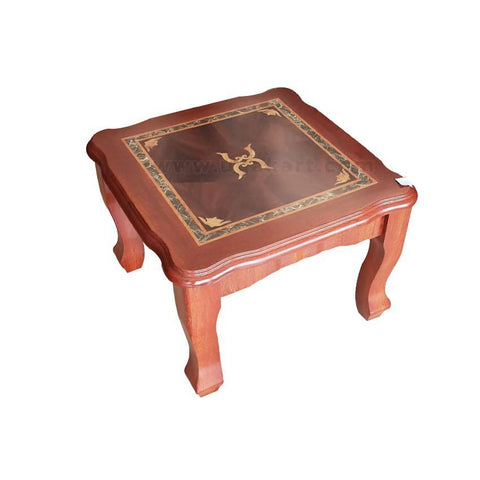 Brown Solid Wooden Home-Small Table