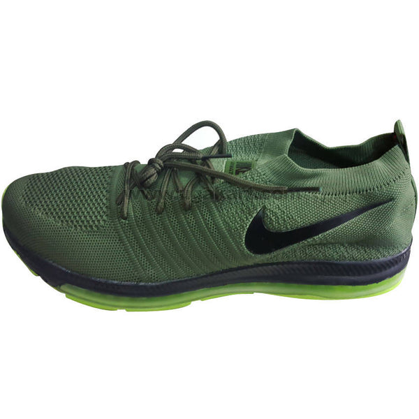 Green Air VaporMax Shoes(Size-41 to 45)