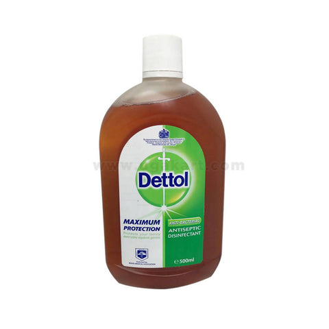 Dettol Antiseptic Disifectant 500ml