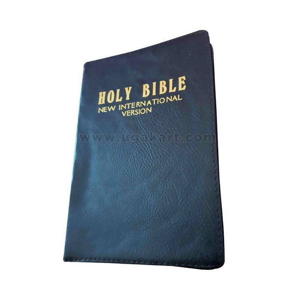 Holy Bible New International Version With Zip_Big Size